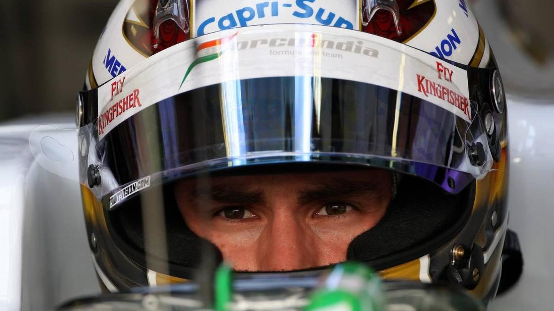 Sutil's manager admits 2011 contract not signed yet