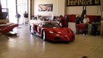 Ferrari Enzo twin turbo set for Bonneville Speed Week