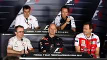 'All teams' secretly support team orders - Sauber
