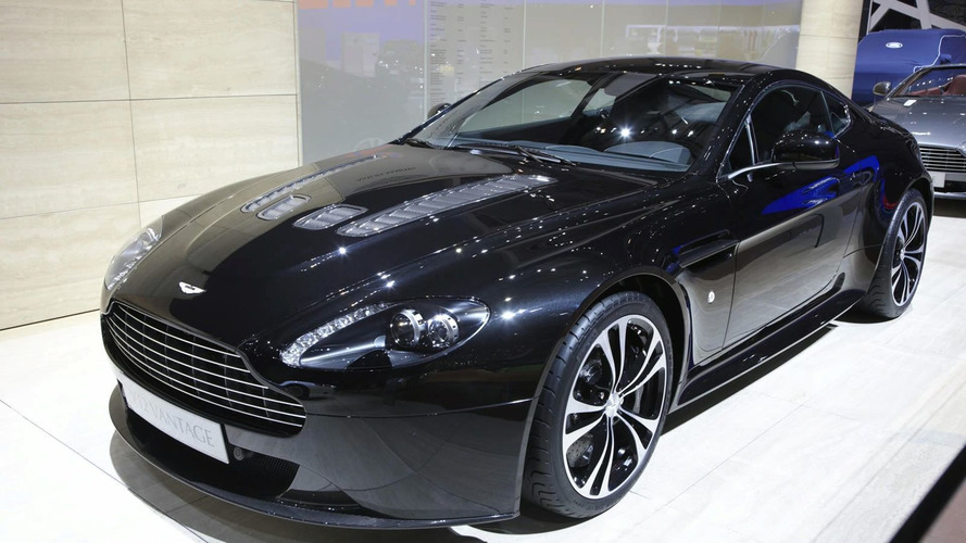 Aston Martin V12 Vantage confirmed for the Americas [Video]