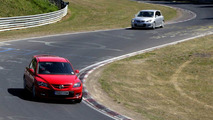 Mazda3 MPS on Nürburgring