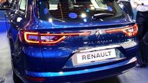 Renault Talisman estate in Frankfurt 2015