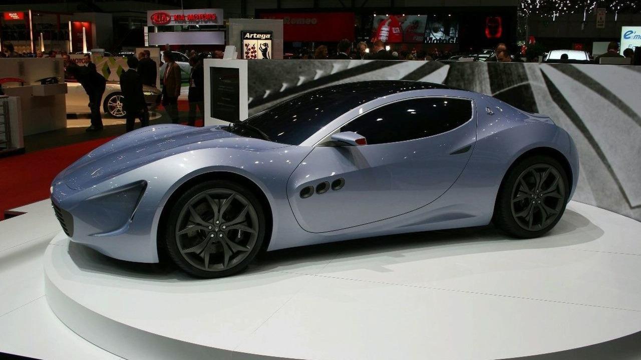 Maserati Chicane Concept at Geneva