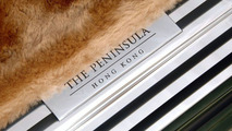 The Peninsula Hotel Phantom sill plate