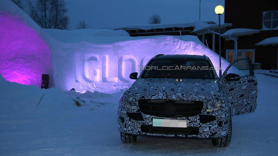 Mercedes-Benz GLC confirmed for mid-June reveal