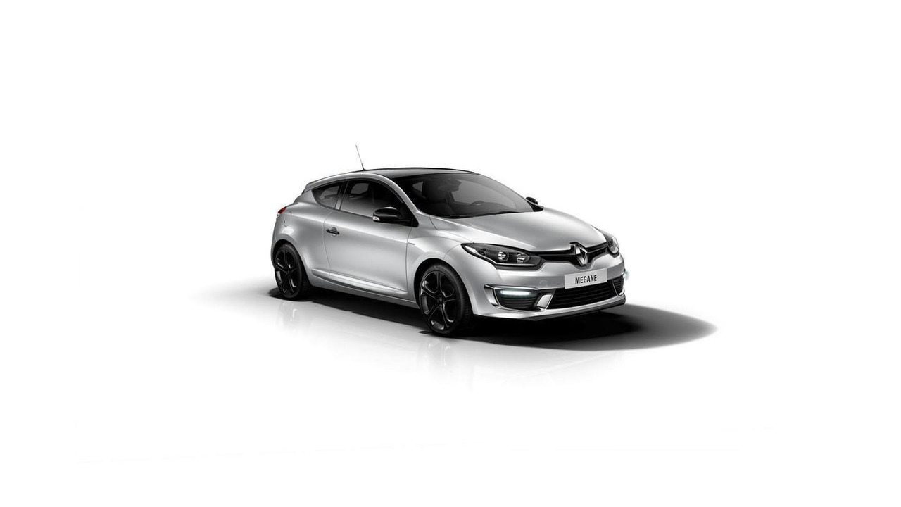 Renault Megane Coupe Ultimate Edition