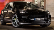 Porsche Macan Turbo dialed to 450 HP by TechArt