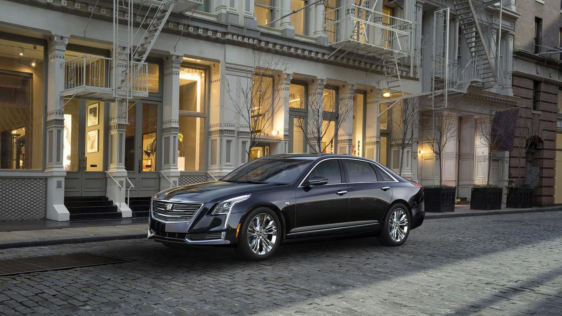 Cadillac CT6 slated to gain a biturbo 4.2-liter V8 engine