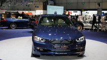 Alpina B3 Bi-Turbo sedan live in Geneva 675