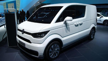 Volkswagen e-Co-Motion concept live in Geneva
