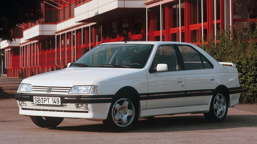La Peugeot 405 fête ses 30 ans à Sochaux