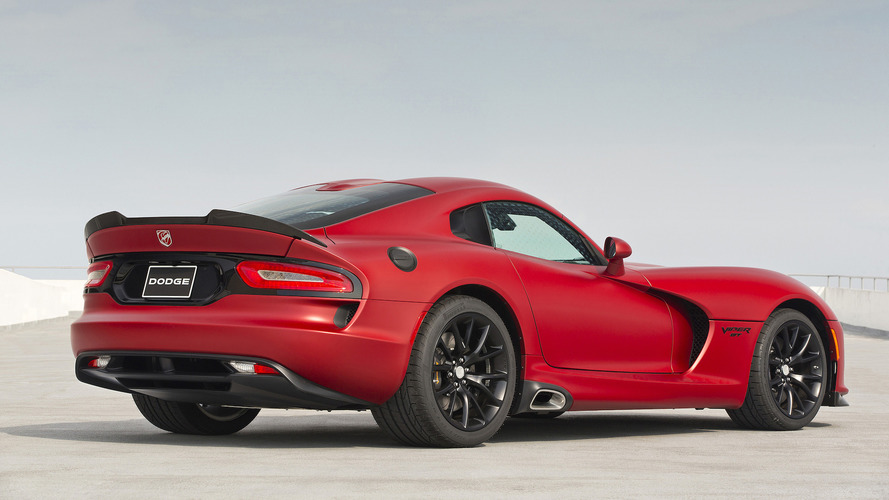 Remaining Dodge Viper production reserved by single dealer