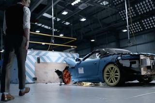Jaguar Makes Destroying an F-Type Look Cool