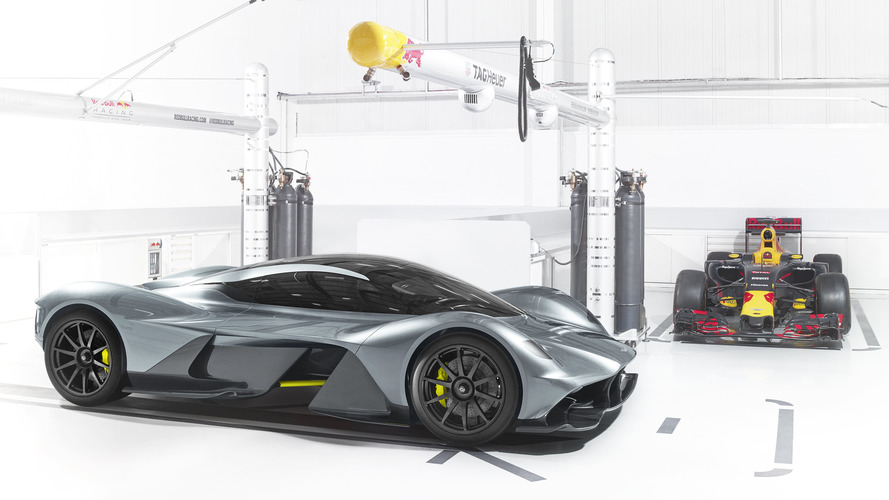 Aston Martin Red Bull AM-RB001 will reportedly have hybrid power