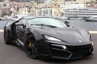 Lykan Hypersport Revs Its Twin-Turbo Flat-Six For the Crowd [Video]