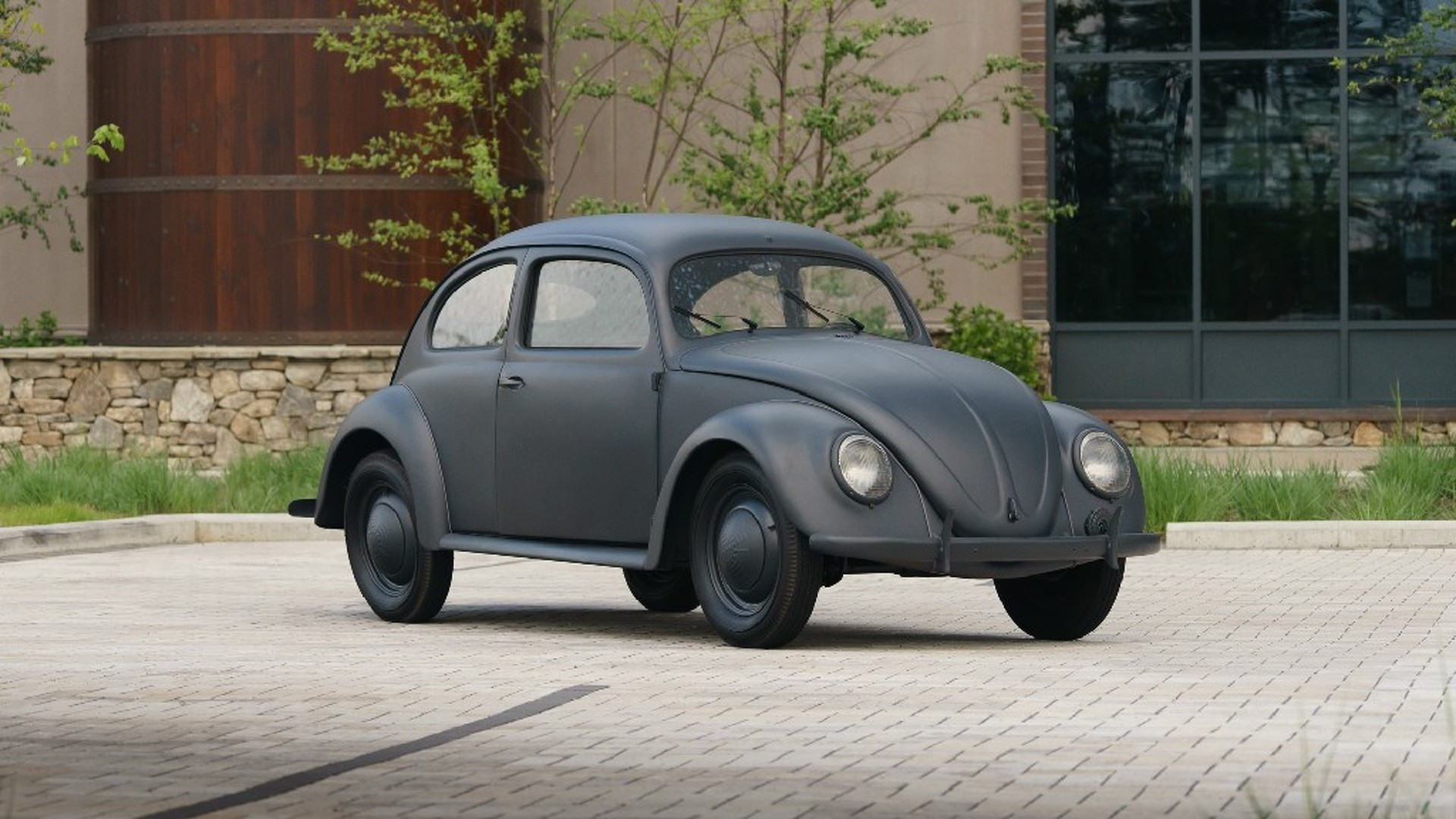 1943 KdF Type 60 Beetle can be yours for $295,000 (77 pics)