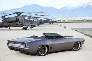 "This ""Bad Company"" 1969 Camaro Looks Frighteningly Good!"