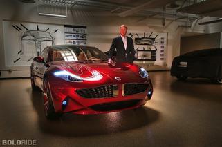 Henrik Fisker Resigns From Fisker Automotive