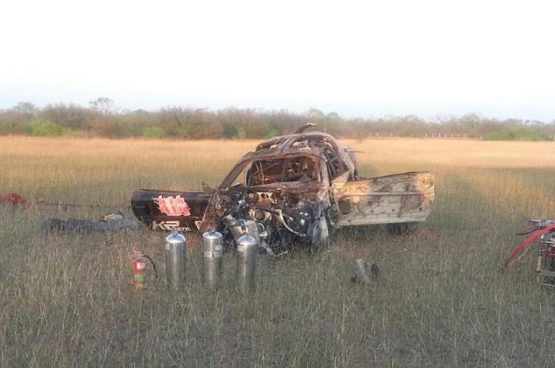 2,800HP Camaro Wrecked During 220 MPH Texas Mile Speed Run