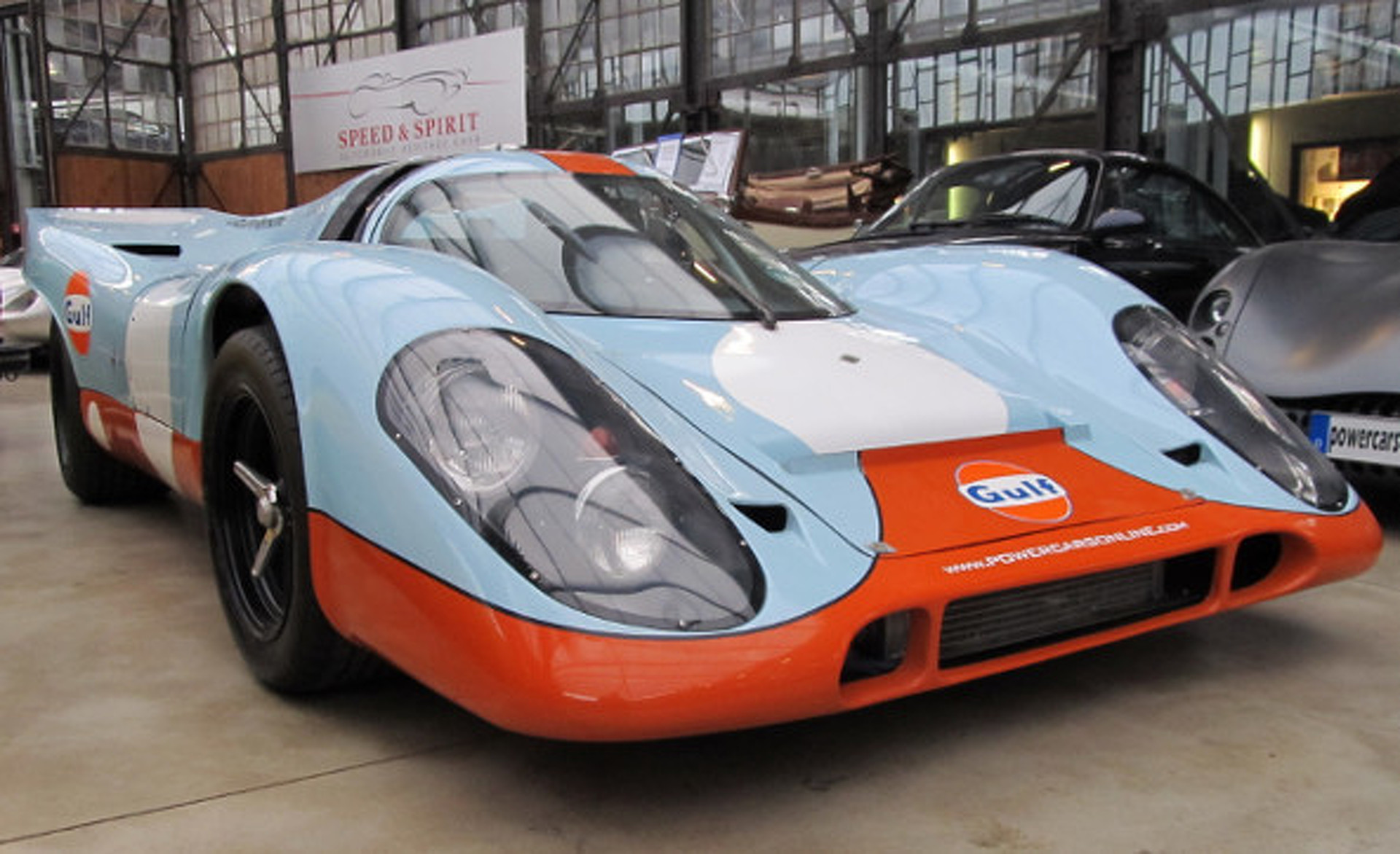 Crashing Someone Else's Porsche 917 is an Auto Journalists Worst Nightmare