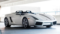 Lamborghini Concept S going up for auction