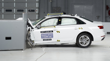 Here are all cars that have earned the 2017 Top Safety Pick+ award