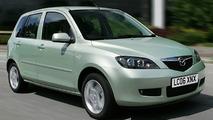 2006 Mazda 2 (UK)