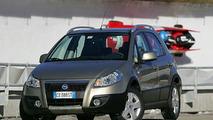 New Fiat Sedici