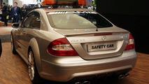 New CLK 63 AMG Grand Prix Safety Car