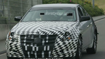 Spy Photos: More 2008 Cadillac CTS