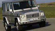 Mercedes G-Klasse Stationwagon long-wheelbase
