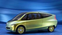 Mercedes-Benz Bionic Concept Vehicle