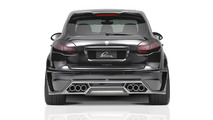 Lumma Design serves Porsche Cayenne II tuning in three different flavors