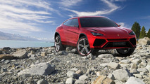 Lamborghini CEO hints the Urus concept is headed for production