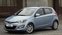 2013 Hyundai i20 04.03.2012