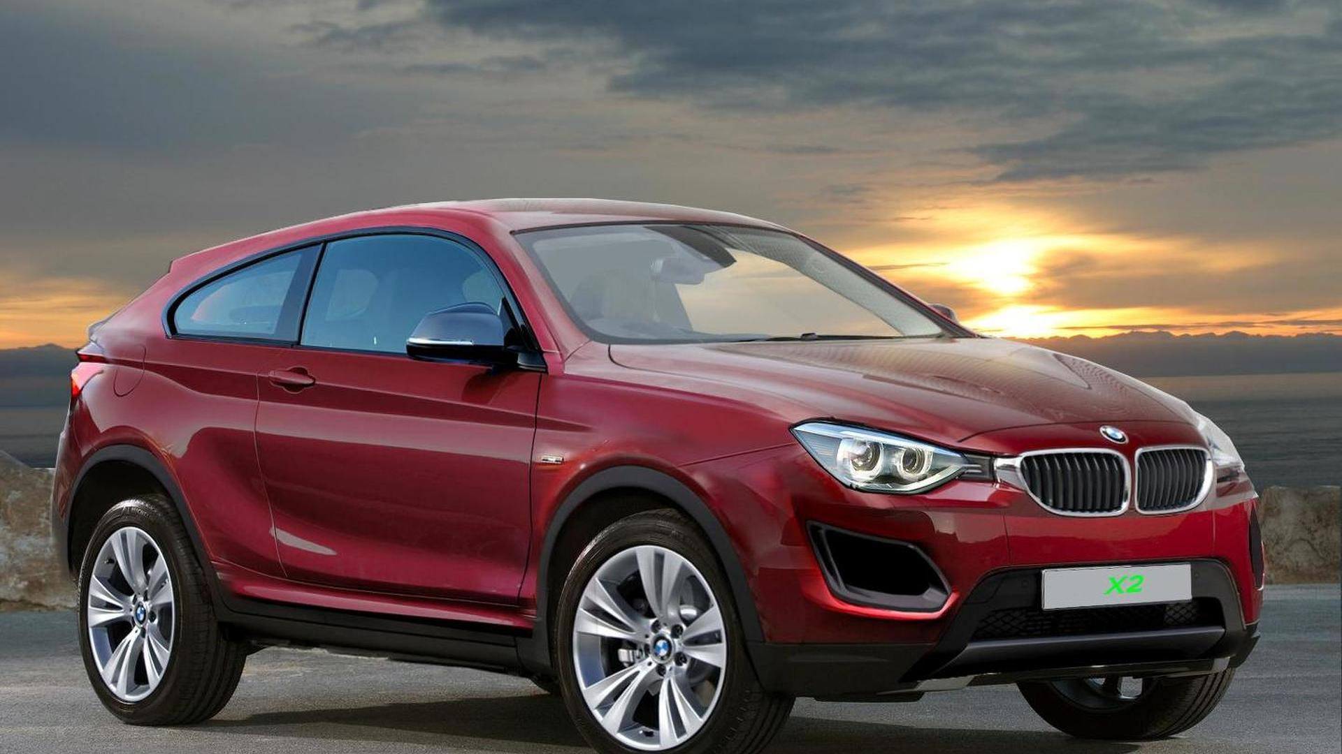 BMW X2 scheduled for 2017 release - report