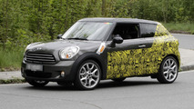 MINI Countryman Coupe prototype spy photo