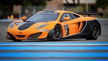 McLaren MP4-12C GT3 29.03.2012