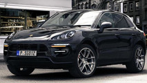 2014 Porsche Macan gets rendered