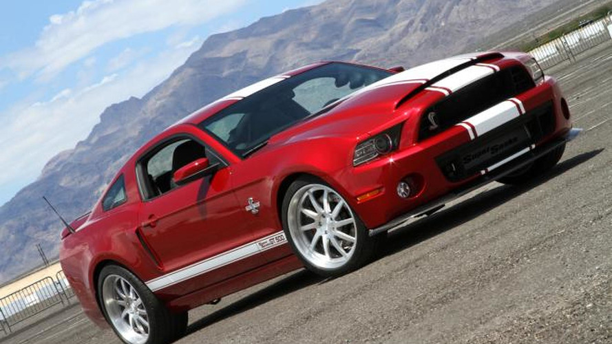 Shelby American to debut two models in Detroit