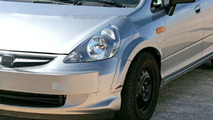 Honda GSH Spied