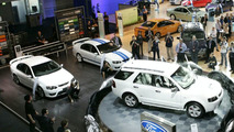 Ford at Australian Motor Show