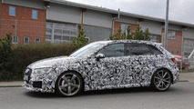 2015 Audi RS3 Sportback spied testing in Germany