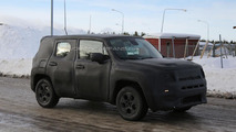 2015 Jeep Junior spy photo