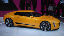 Kia GT4 Stinger concept live at 2014 NAIAS