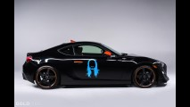 Scion FR-S Steve Aoki Art Car