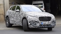 Jaguar F-Pace SVR is coming, here's proof