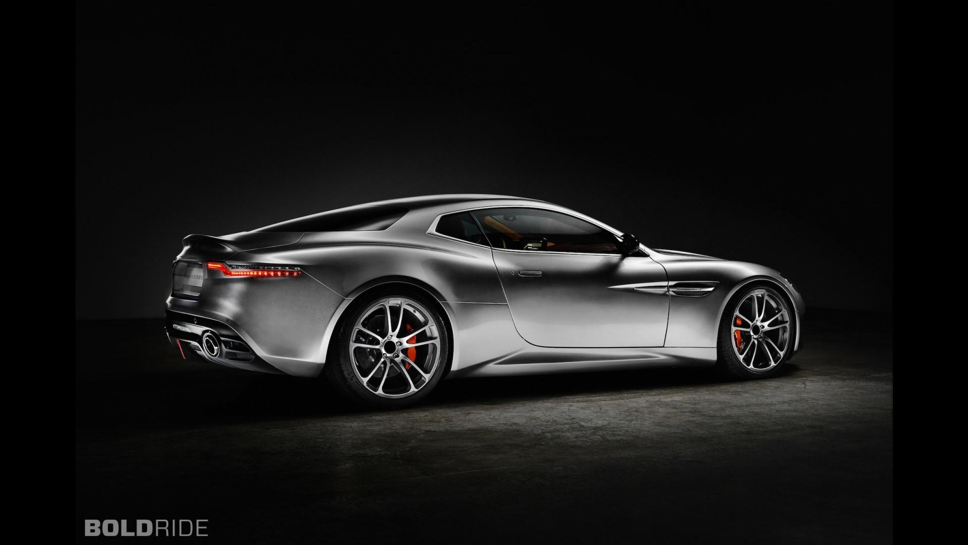 Aston Martin V12 Vanquish Thunderbolt