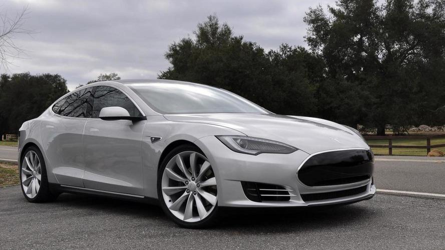 Tesla updates Model S Alpha design