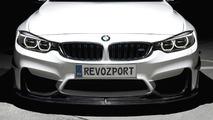 BMW M4 by RevoZport